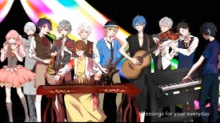 【11-Instrument Collaboration Cover】Blessing thumbnail