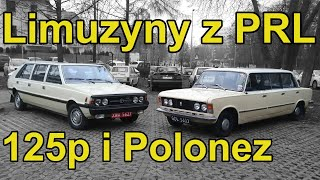 Jamniki: Fiat 125p i Polonez - MotoBieda