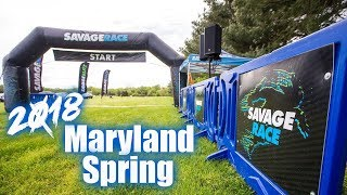 Savage Race 2018 Highlight - Maryland