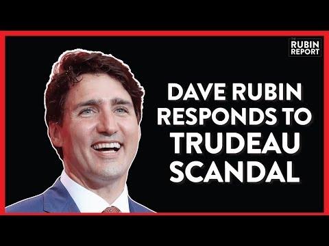 Justin Trudeau Caught in Brown Face   POLITICS   Rubin Report