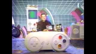 Денди Новая Реальность: телеканал ОРТ, 12 выпуск [1 сентября 1995]