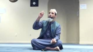 Allah is sufficient for me By Sh: Mohammad Ph D