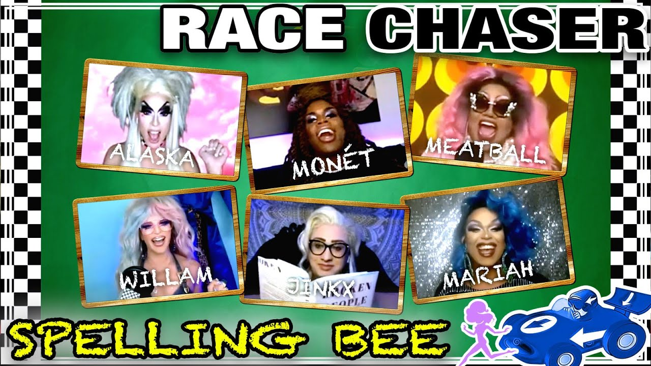 Race Chaser Spelling Bee (Promo)