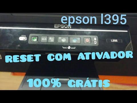 Impressora Epson l395 não imprime, com problema/ reset Grátis com ativador thumbnail