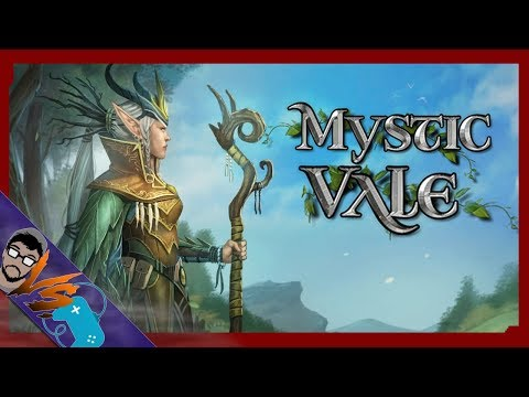 From Physical To Digital!! - Mystic Vale Gameplay Impressions