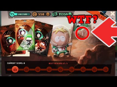 HUGE PACK OPENING! | South Park Phone Destroyer! | New 'Sci Fi Event BEST DECK!