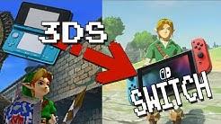 3DS pelit Switchille
