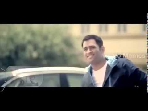 maari trailer dhoni version