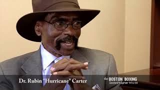 Rubin Hurricane Carter on Thom Kidrin