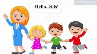 Урок 5 Англійська мова 1 клас. My family Частина 5