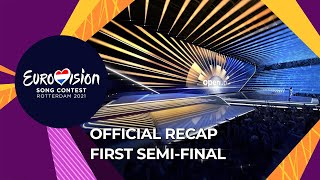Artists from 16 countries will perform in the first semi-final of eurovision song contest 2021. have a look at songs order they compete i...