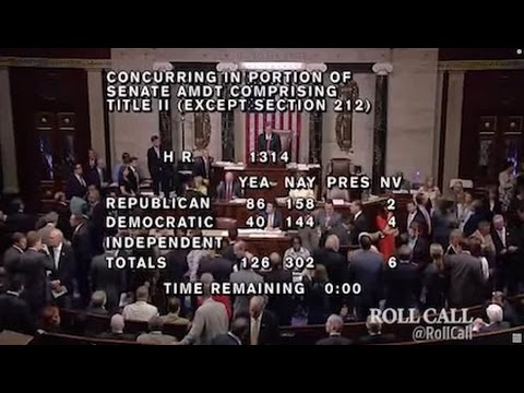 House Democrats Defeat TPP For Now