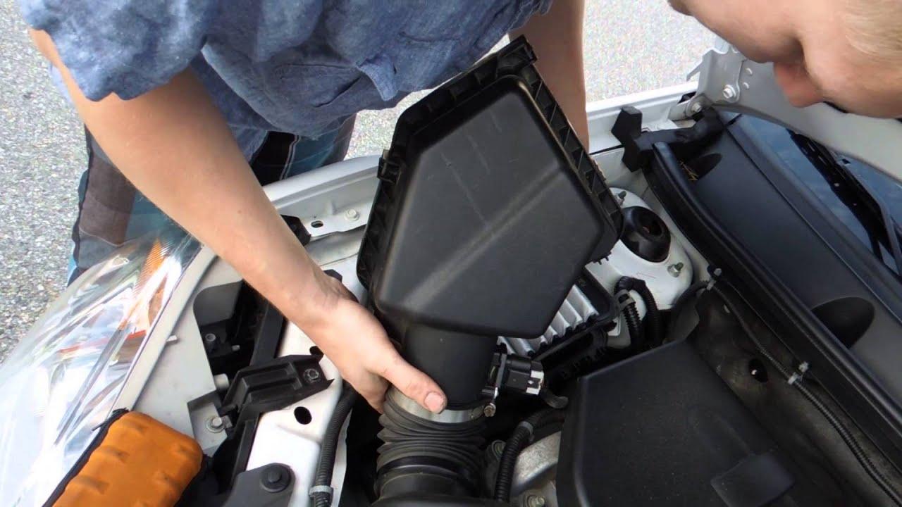 2009 chevy cobalt ls fuel filter location [ 1280 x 720 Pixel ]