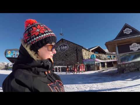 Snowboarding Andorra Soldeu 2017 / Part 1