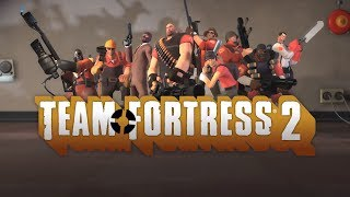 Team Fortress 2 | At Night | Random Stream