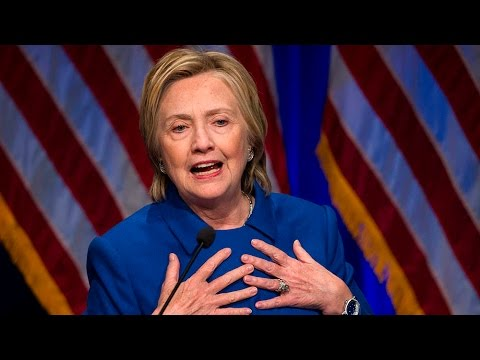 Hillary Clinton emerges from post-election withdrawal