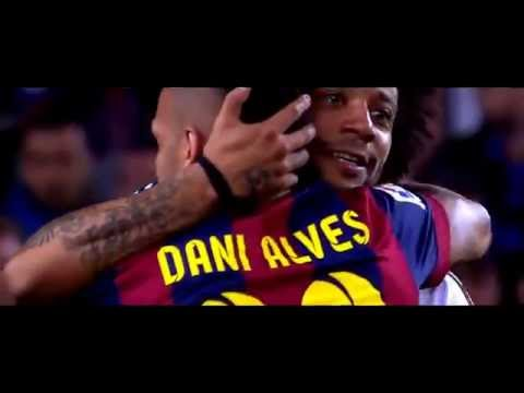 Daniel Alves - Welcome to Juventus | Best Moments in Barcelona | HD