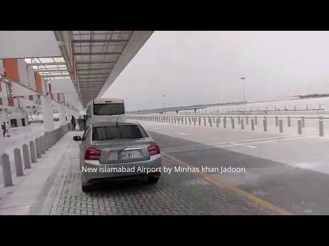 New Islamabad International Airport Test Flight  in Sha Allah