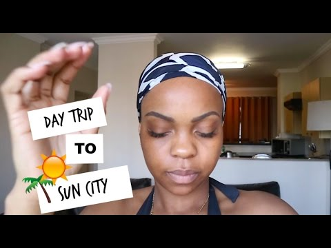 TRAVEL VLOG: SOUTH AFRICA SERIES | THE LOST CITY