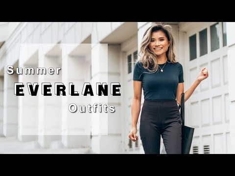 everlane-outfit-ideas-summer-lookbook- -everlane-haul-tread-trainer-&-day-glove-review- -miss-louie