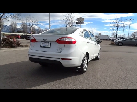 2014 Ford Fiesta Salt Lake City, Murray, South Jordan, West Valley City, West Jordan, UT 13648