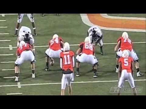 Texas Tech at #17 Oklahoma State - 2009 Football