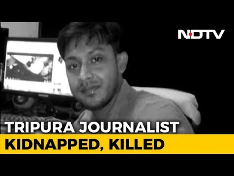 Journalist Killed While Covering Protest In Tripura