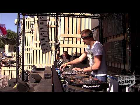 D-Block & S-te-Fan @ The Refinery | Dance Valley 2013 (Live Set)