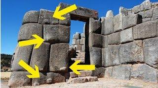 Pourquoi Sacsayhuaman a été fait avec des pierres moulées!