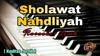 Download Lagu Karaoke Sholawat Nahdliyah ( Karaoke + Lirik ) Kualitas Jernih mp3