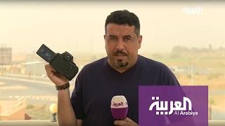 العربية تحصل على كاميرا حوثي قتل في ميدي اليمنية
