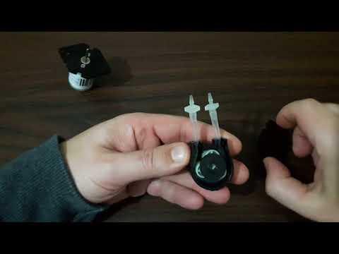 Mini Bomba Peristaltica Con Arduino