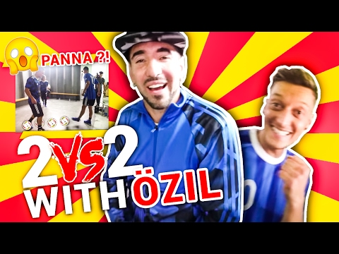 Thumbnail: MESUT OZIL showed his CRAZY SKILLS
