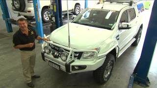 Watch as we transform this stock 2012 Ford Ranger into a comfortabl...