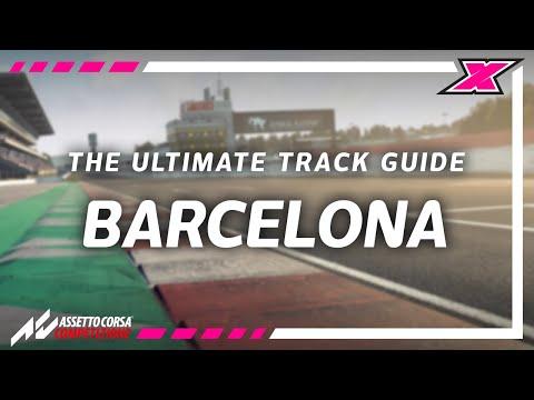 Barcelona   Assetto Corsa Competizione Track Guides   Traxion 4K  