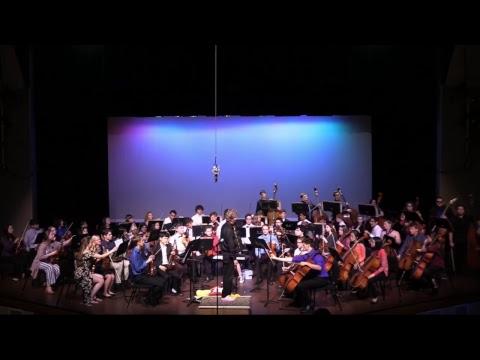 Portage Northern High School Spring Orchestra Concert