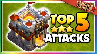 TOP 5 BEST TH11 Attack Strategies for 3 Stars (Clash of Clans)