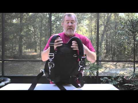 Sidemount diving nomad lt bluewater and nomad lt cave bcds by dive rite youtube - Dive rite sidemount ...