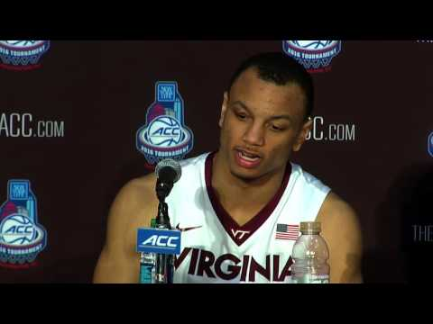 Men's Basketball - ACC Tournament Postgame
