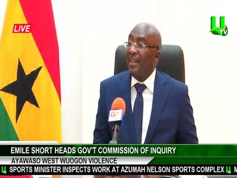 Atawaso By-Election Violence: Emile Short Heads Gov't Commission Of Inquiry