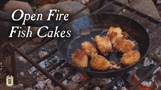 Just Add Flour and Fry It! - Tasty Fish Cakes