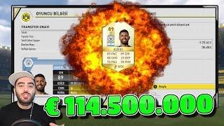TAM €114.500.000 - FIFA 17 ANTRENÖR KARIYERI #06