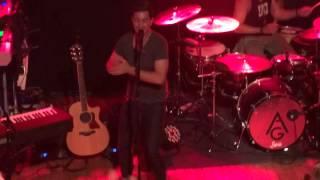 "Andy Grammer sings ""Honey, I'm Good"" St. Louis, 7/9/14"