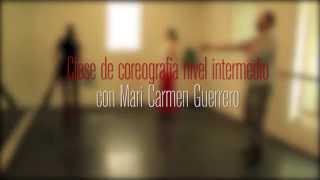 Curso Baile Flamenco Coreografía - Nivel Intermedio