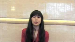 モナ=飛鳥・オットさんから東日本大震災復興支援コンサートのお知らせ