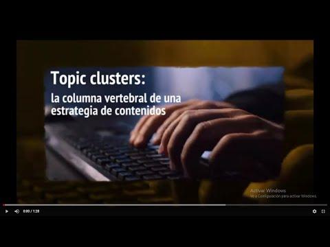 ¿Qué es el Topic Cluster?  | InfoSol