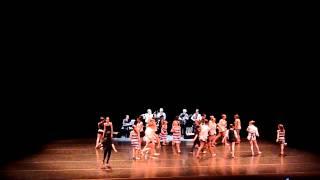 Danse modern jazz 2012 sur l