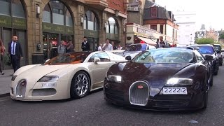 Bugatti Veyron 16.4 Grand Sport Vitesse on the Road in London