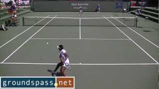 GroundsPass.net: 2012 USTA Girls
