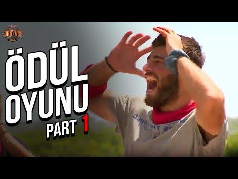 Ödül Oyunu 1. Part | 20. Bölüm | Survivor Türkiye